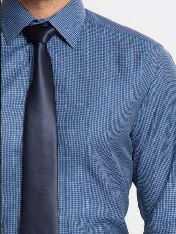 Мужская рубашка Walbusch extraglatt bügelfrei Германия 41 новая