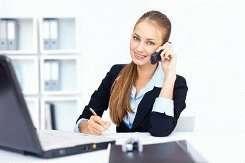 Оператор-секретарь на удаленном доступе, работа женщинам