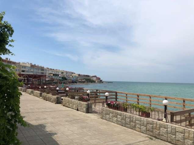 Продам/обмен дом на берегу моря Крым на Киев