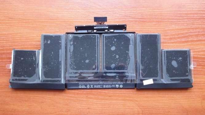 Оригинальный аккумулятор / батарея Apple A1494 MacBook Pro 15 95Wh
