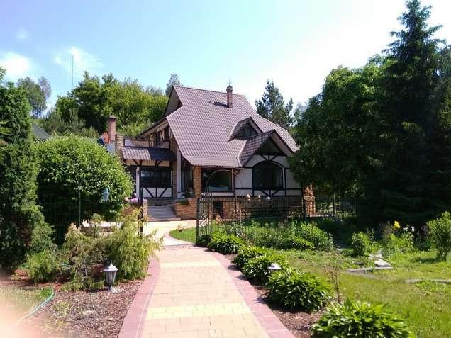 Продается загородний дом. утопающий в зелени. Заречье