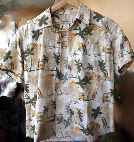 Фирменная летняя гавайская рубашка шведка на мальчика 8-10 лет