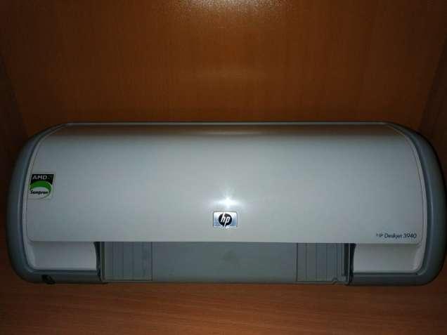 Продам цветной принтер HP deskjet 3940