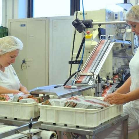 Работа на шоколадной фабрике в Словакии
