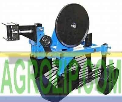 Картофелекопалка для мотоблока вибрационная КП-01Л левая