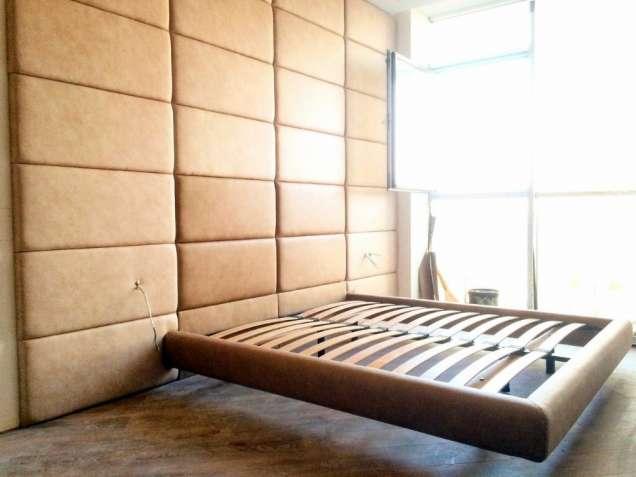 Панели стеновые мягкие