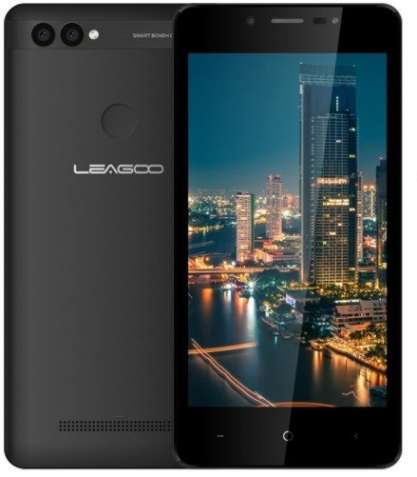 Leagoo Power 2, 5' HD IPS экран, DUAL SIM, 4 ядерный процессор 1,3 GHz