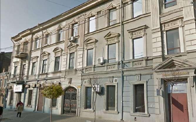 Продается однокомнатная квартира в центре города. Общая площадь 41 кв.