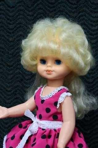Кукла- лялька-куколка. Машенька - Киев 50 см. - зображення 7