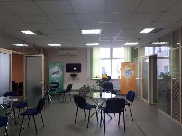 Аренда офиса 170м, ул.Раисы Окипной, м.Левобережная