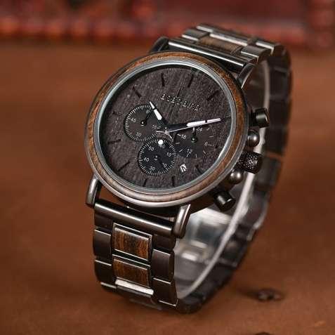 Наручные часы | часы из дерева