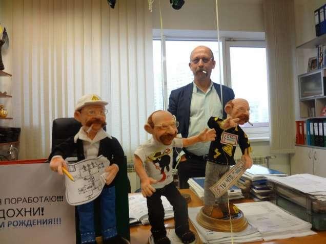 Портретные войлочные куклы на заказ по фото