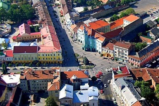 Середньовічне Мукачево