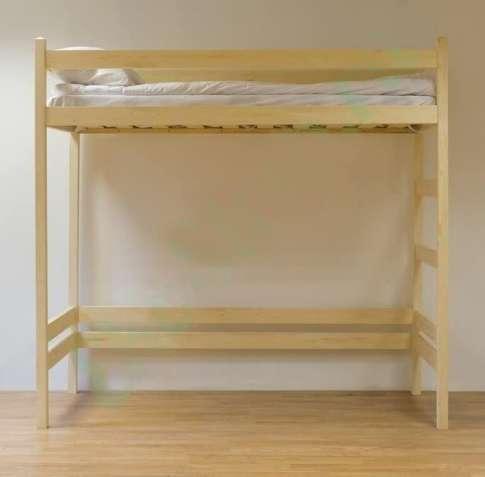 Кровать- чердак из натурального дерева -2500 грн