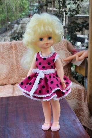 Кукла- лялька-куколка. Машенька - Киев 50 см. - зображення 3