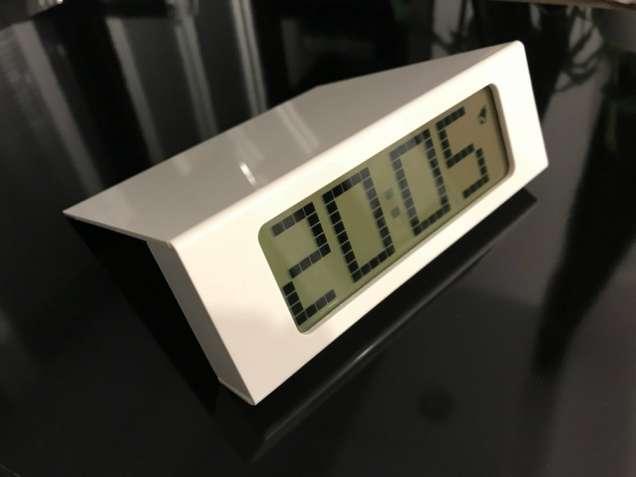 Дизайнерские часы - будильник IKEA