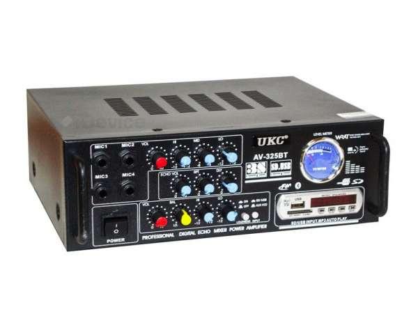 Усилитель звука UKC PA-325BT