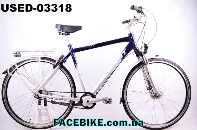 БУ Городской велосипед Giant-Гарантия,Документы-у нас Большой выбор!