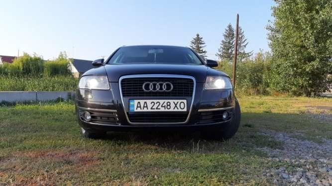 Audi a6 2.0дизель s-line