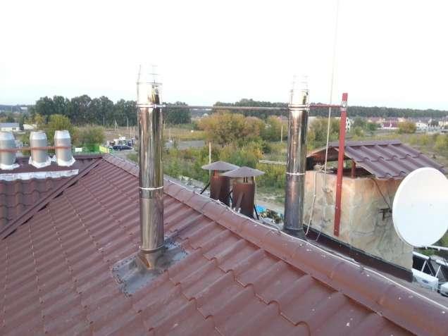 Монтаж та проектування систем опалення, водопостачання та каналізації.
