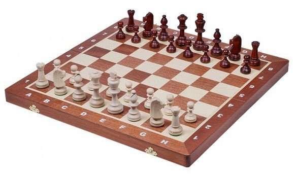 Утраченные знания о шахматах