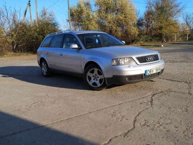 продам Audi A6 V6 TDi 4x4 2000г. 2300$