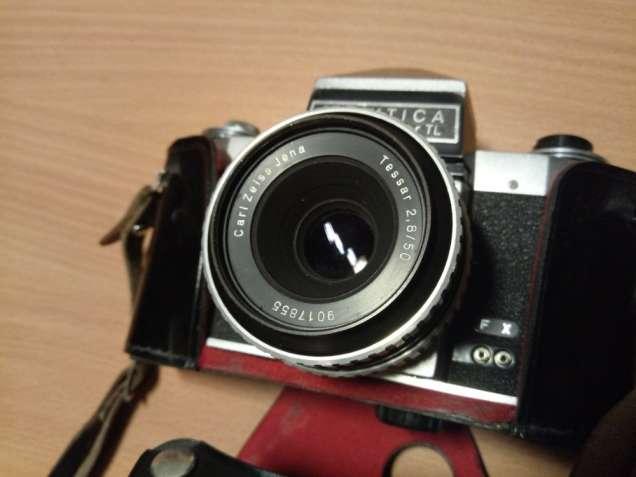 Фотоаппарат Практика/Praktica Super TL в очень хорошем состоянии