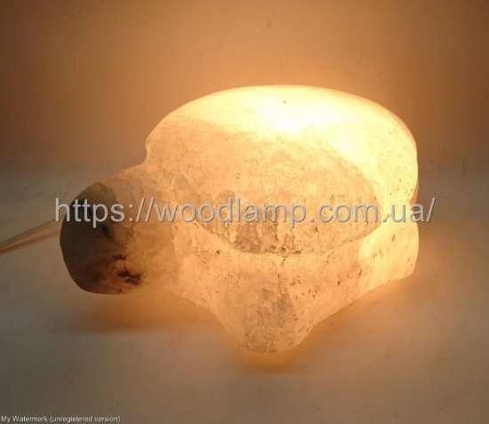 Соляной светильник Черепаха, лампа, ночник