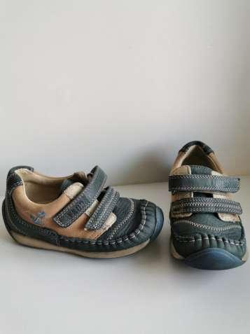 Кожаные туфли (полуботиночки) FRODDO, р. 24