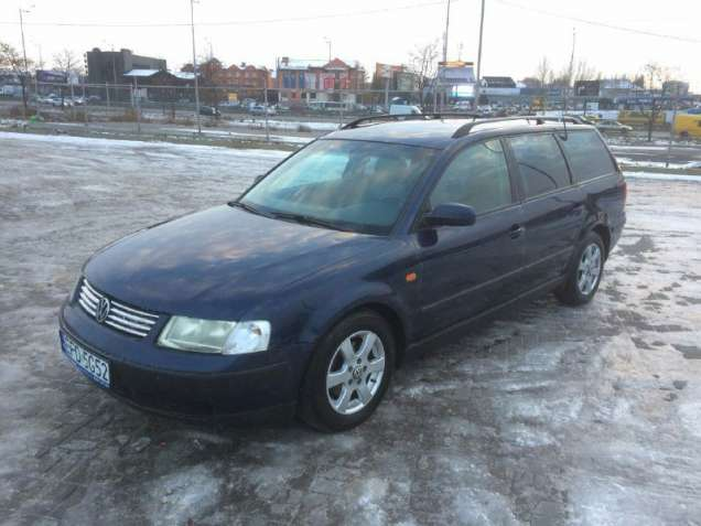 VW Passat 1.9 tdi IDEAL