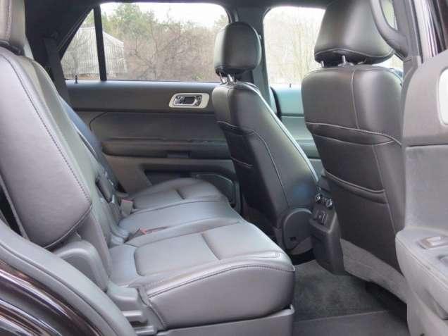 Ford Explorer 3.5i V6 AWD Limited 2014 - изображение 11