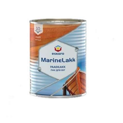 Матовый Лак Eskaro Marine Lakk 10 TIX (для яхт) 0,95 л.
