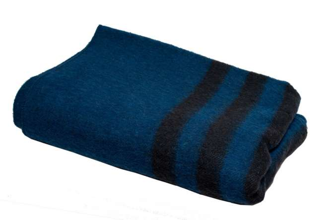 Покрывало плед одеяло полушерстяное
