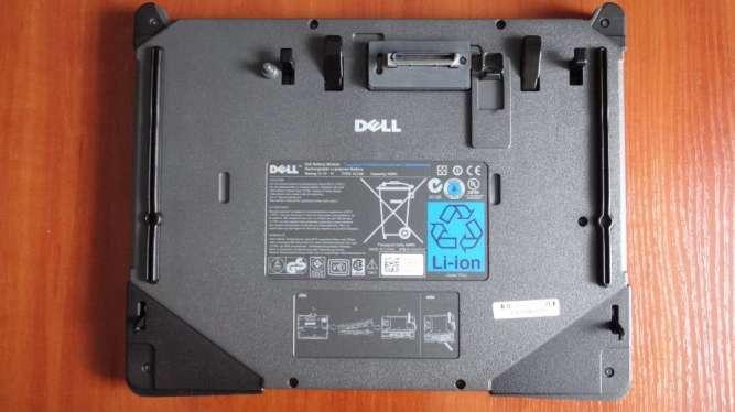 Оригинальная аккумуляторная батарея Dell 1C79K Latitude XT2-XFR 45Wh