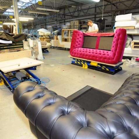 Работа для мужчина на заводе диванов и матрасов в Польше