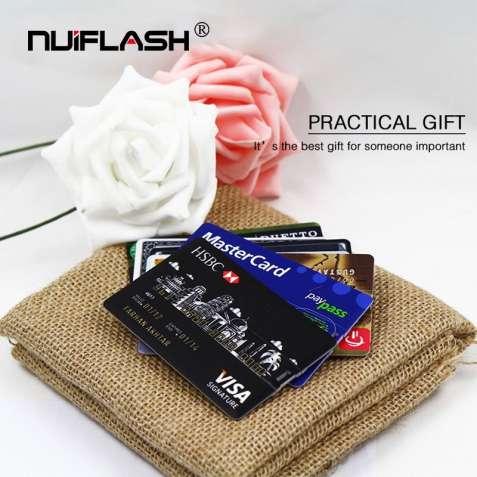 USB Flash кредитная карта дешево и сердито