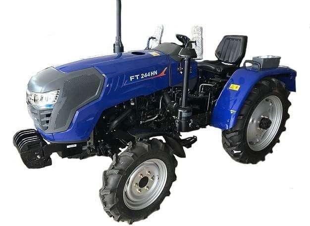 Міні-трактор Foton FT244HN (24 к.с. 3 цил. ГУР, КПП (4+1)х2 Доставка