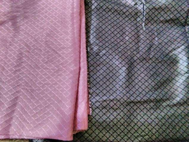 Отрезы блузочной ткани