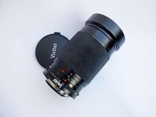 Vivitar 28-135/3.5-4.5 Nikon Ai-S