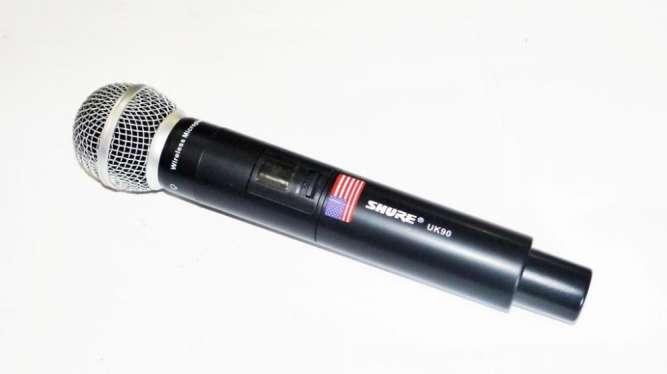 Радиосистема DM UK 90  база 2 радиомикрофона - изображение 8