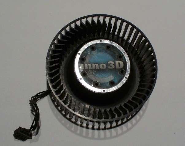 Кулер INNO3D 4pin 65 мм для видеокарты