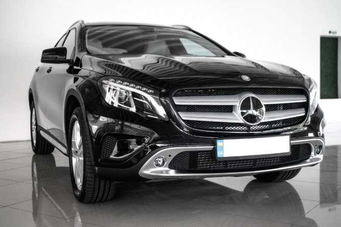 Mercedes-benz Gla-class 250 4matic 2015