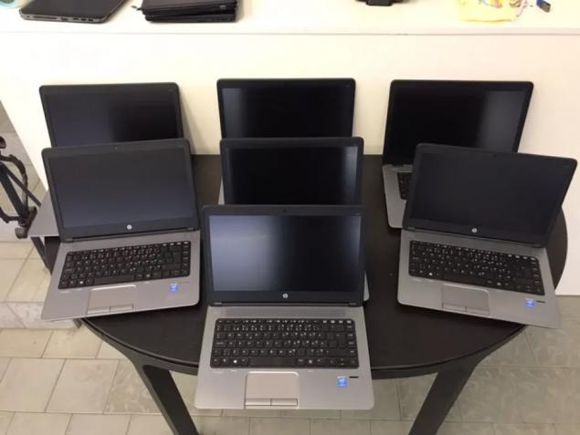 4 Ядра! Ноутбук HP ProBook 645G1 14.1 AMD A8-5550M(3.1Ghz) 8Ram 256SSD