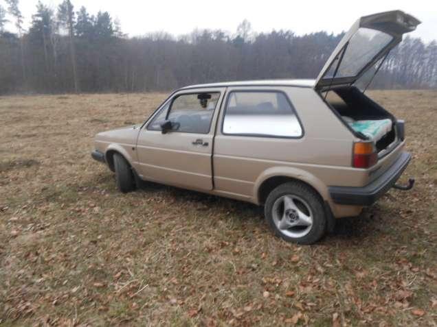 Продаю автомобіль марки Фольцваген Гольф 2 1985 р.в. дизель
