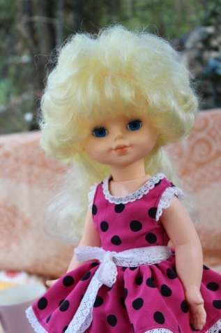 Кукла- лялька-куколка. Машенька - Киев 50 см. - зображення 2