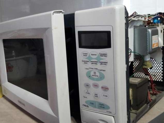 Ремонт микроволновых печей микроволновок   Кременчуг