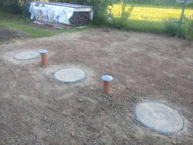 Септик,каналізація,вигрібна яма,водопостачання та водогін