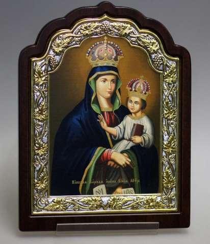 Киевская Барская икона Божией Матери