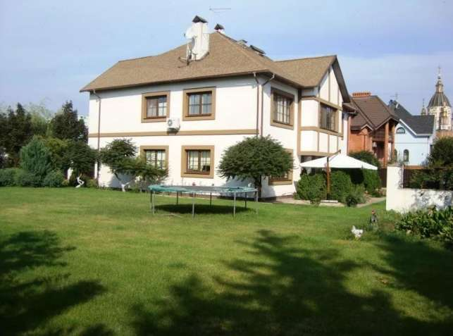 Впервые дом 480 м2 р-он Чайки, Петропавловская Борщаговка