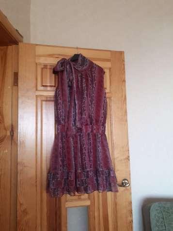 Красивое, легкое, оригинальное платье